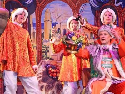 Театр Доброй Сказки. «Аленький цветочек»