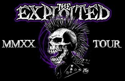 The Exploited. MMXX TOUR.