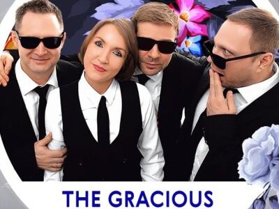 Город Джаз. The Gracious: from Spirituals to Classic R'n'B. Концерт в оранжерее