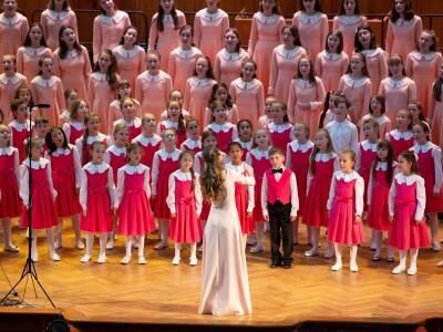 Детский хор «Аврора». ДМШ имени В. В. Крайнева