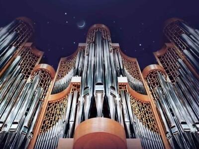 Орган симфони гала «Великие Органные Шедевры»