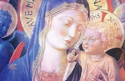 Ave Maria. Орган, скрипка, голос