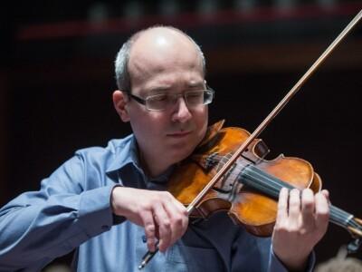 Все скрипичные сонаты Бетховена. 1-й вечер