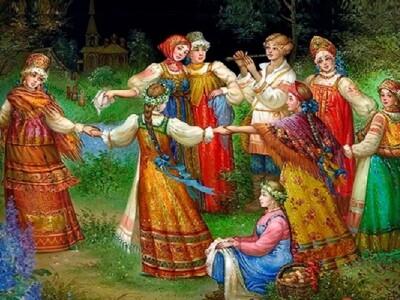 Клуб музыкантов-народников. Посвящение юбилею ЦДРИ