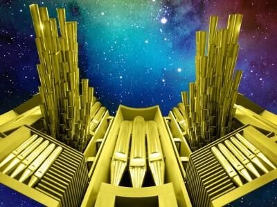 Органное шоу-фантазия «Сон в зимнюю ночь»