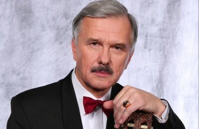 Леонид Серебренников и его Леди