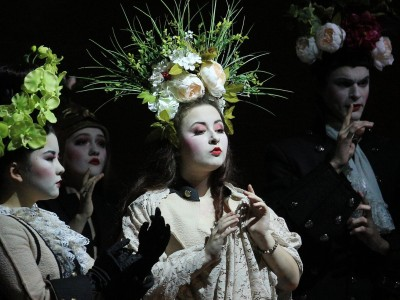 Опера-пастораль «Аминта»