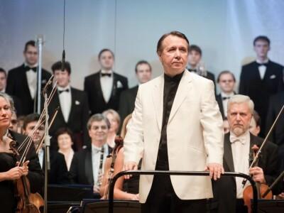 Михаил Плетнёв, Российский национальный оркестр, Тимоти Чу (скрипка)