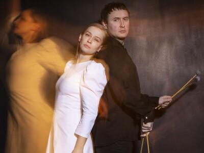 «Эбеновая кожа»: Пётр Главатских и Юлия Пересильд