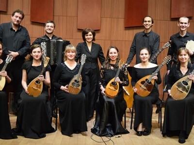 Ансамбль «Серенада»  Музыкальные диалоги: Италия – Испания