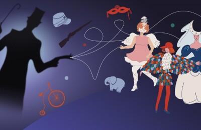 Тобио: Мастер Кукол. Фантастическое путешествие по кукольным мирам.