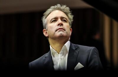 Госоркестр, А. Володин, фортепиано, дирижер - П. Феранец