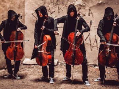 RockCellos: Мировые рок-хиты на виолончелях