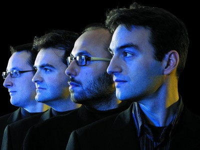 "Habanera Saxophone Quartet (Франция). Фестиваль ""Re:Formers"""
