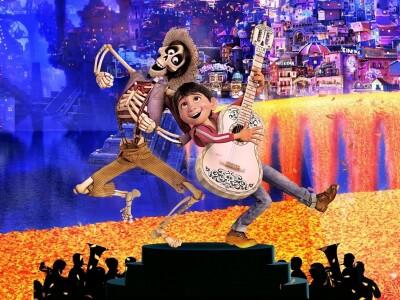 """Киноконцерт Disney """"Тайна Коко"""""""
