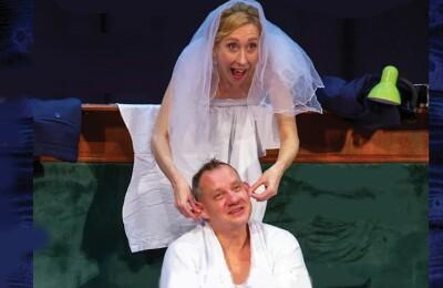 Спектакль «Брак по-русски»