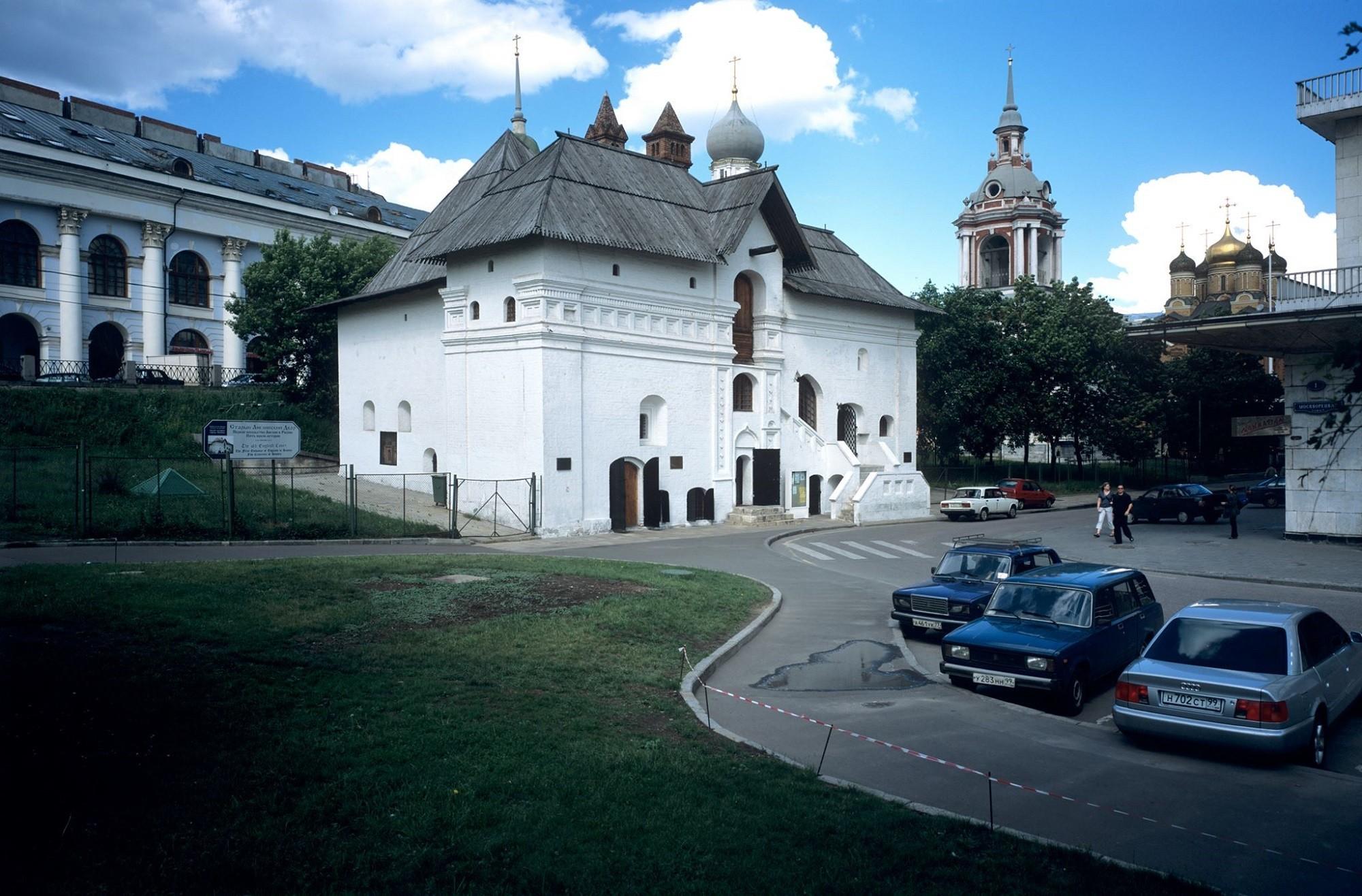 музей старый английский двор фото смесь
