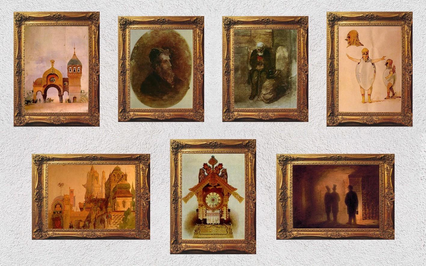 Характеристика картинки с выставки