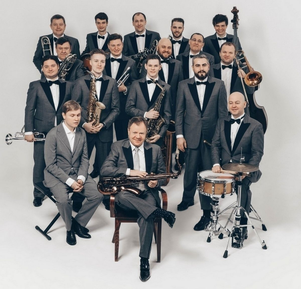 Джазовый оркестр фото картинки